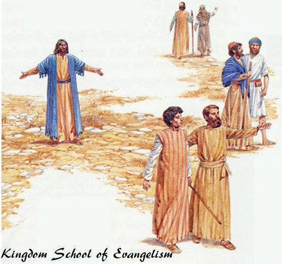 Kingdom school of evangelism