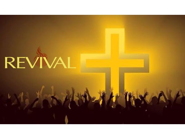 Christian revival news