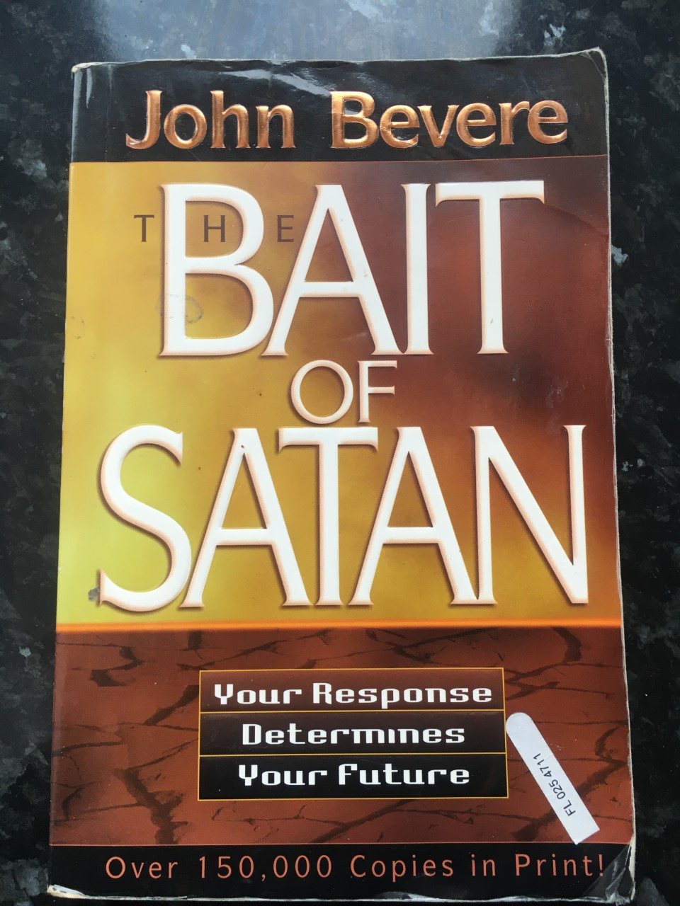 How to evangelise suggested reading John Bevere