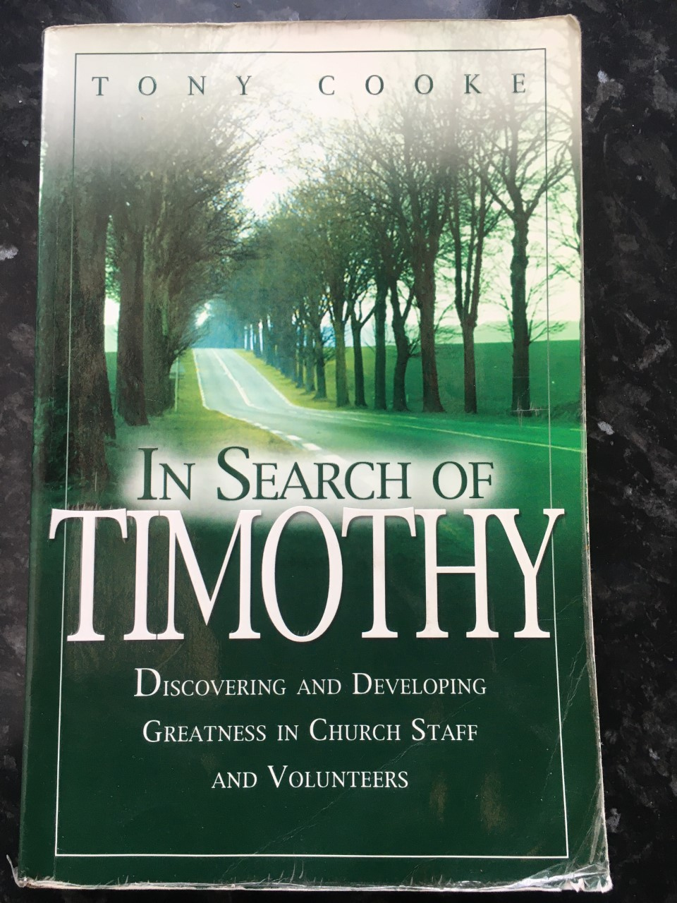 How to evangelise suggested reading Tony Cooke